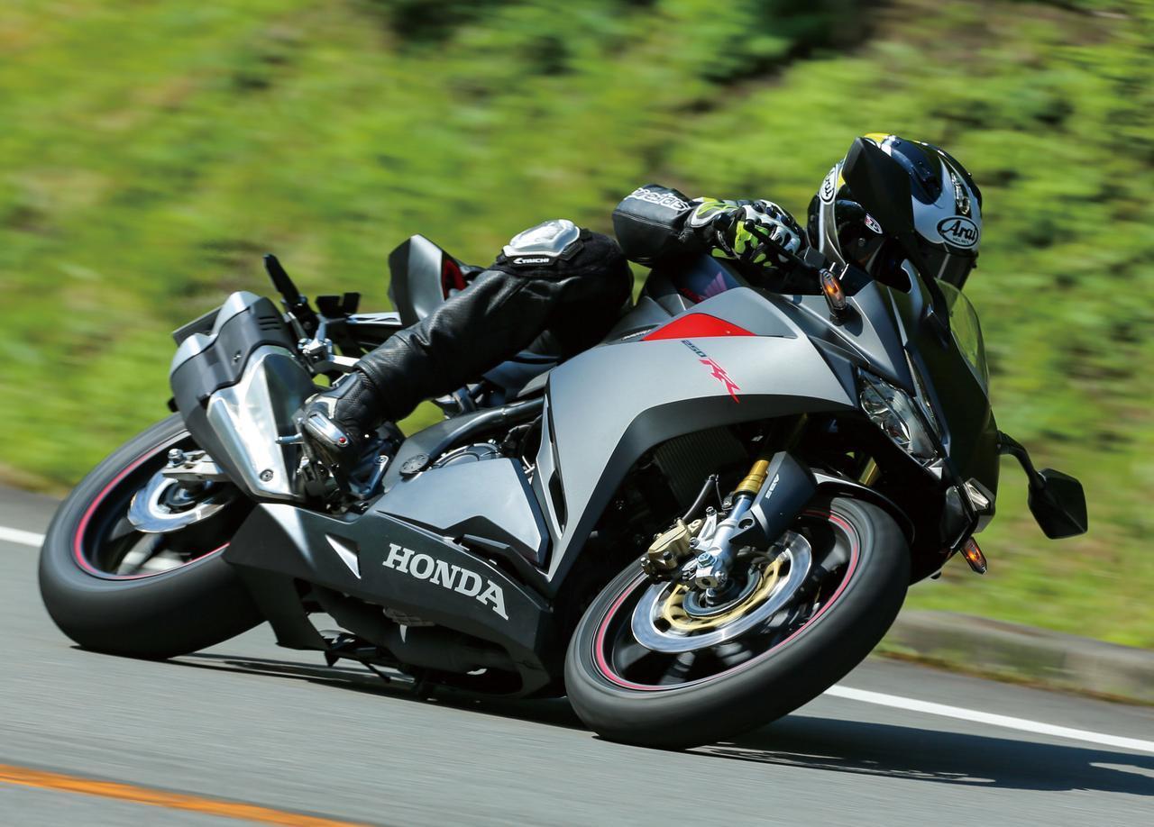 画像: <試乗インプレ>HONDA CBR250RR(2017年) - webオートバイ