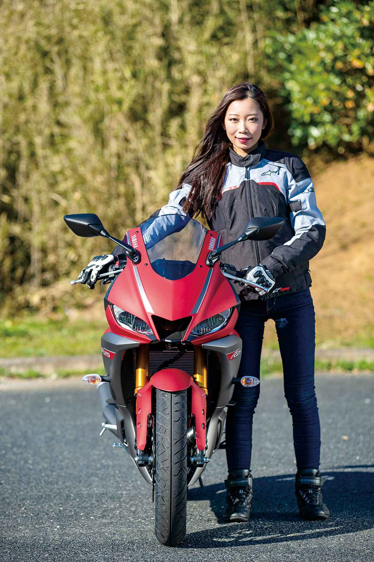 Images : YZF-R25