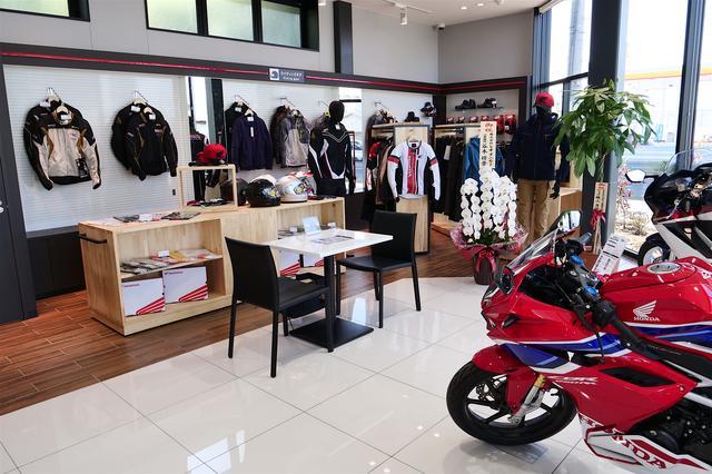 画像4: ホンダドリーム店の新店舗「ホンダドリーム戸田美女木」がオープン!