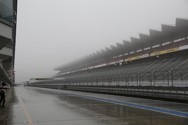 画像: 濃霧のため走行時間わずか10分… ということで、6月6日(木)に急遽追加開催いたします!
