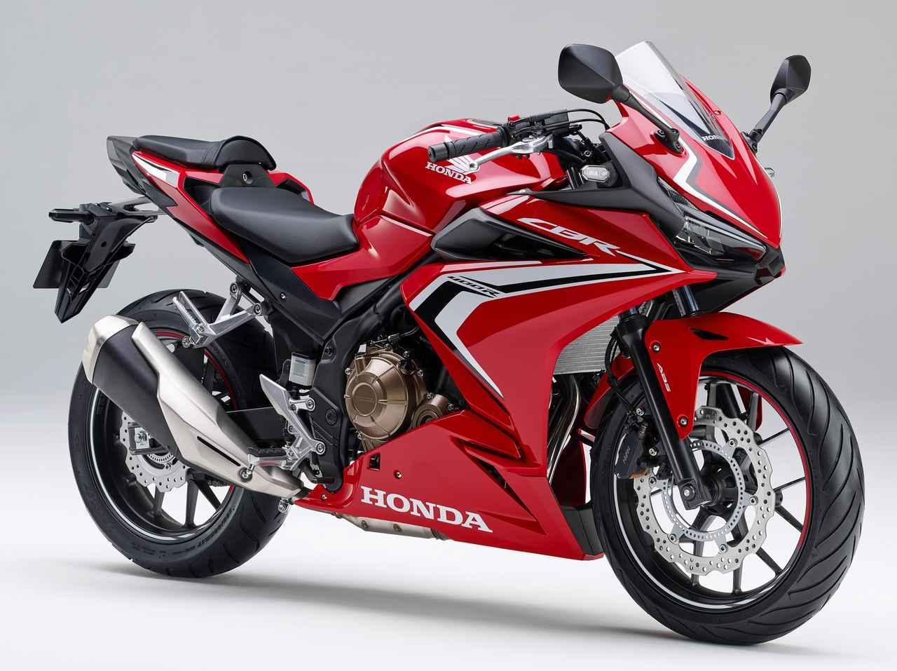 画像: CBRらしいシャープなデザインになって登場! 価格は79万3800円!【HONDA CBR400R】 - webオートバイ