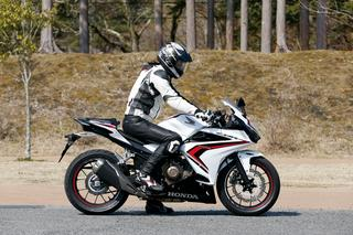 RIDING POSITION 身長:176㎝ 体重:68㎏