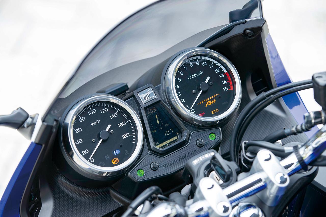 Images : 3番目の画像 - 「ニッポンが誇る400の王様!『HONDA CB400SF/SB』#今買える最新400スポーツ」のアルバム - webオートバイ