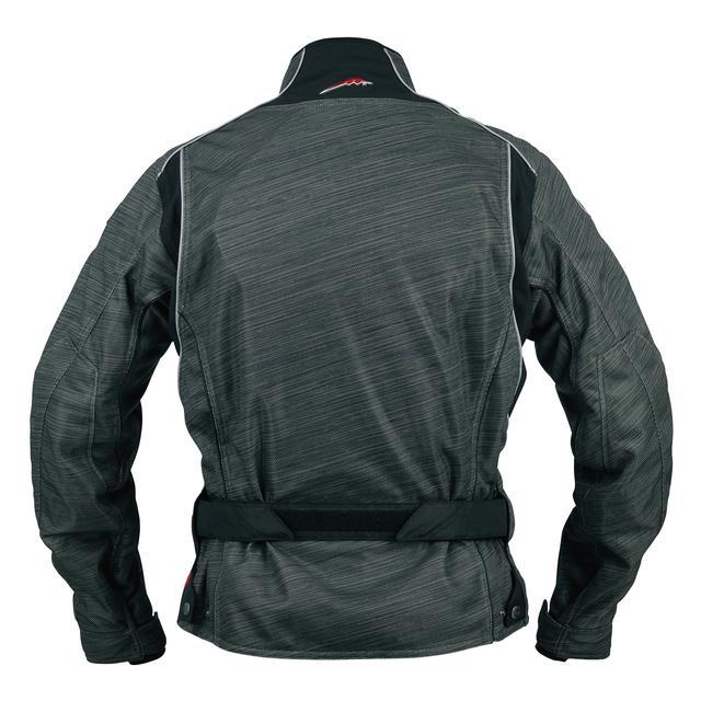 画像2: まるでコットンジャケットのように見えるKUSHITANI「フルメッシュジャケット」