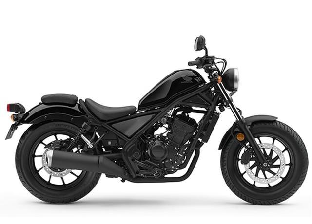 画像4: 大人気機種ホンダ「レブル250」の魅力とは? アメリカンではなく、じつは優しいスポーツバイク!?