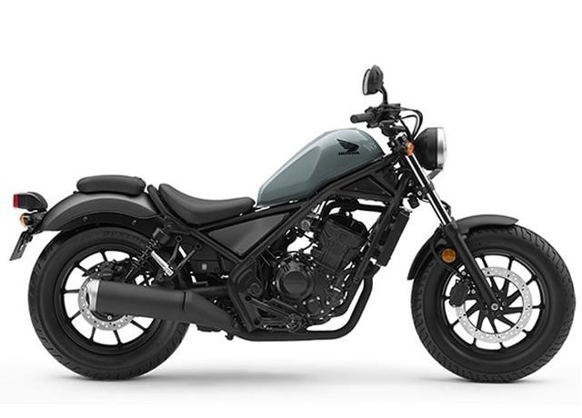 画像3: 大人気機種ホンダ「レブル250」の魅力とは? アメリカンではなく、じつは優しいスポーツバイク!?