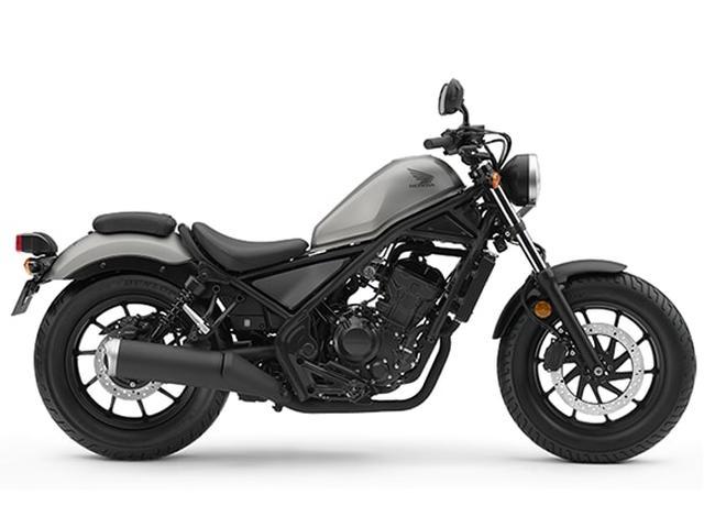 画像1: 大人気機種ホンダ「レブル250」の魅力とは? アメリカンではなく、じつは優しいスポーツバイク!?