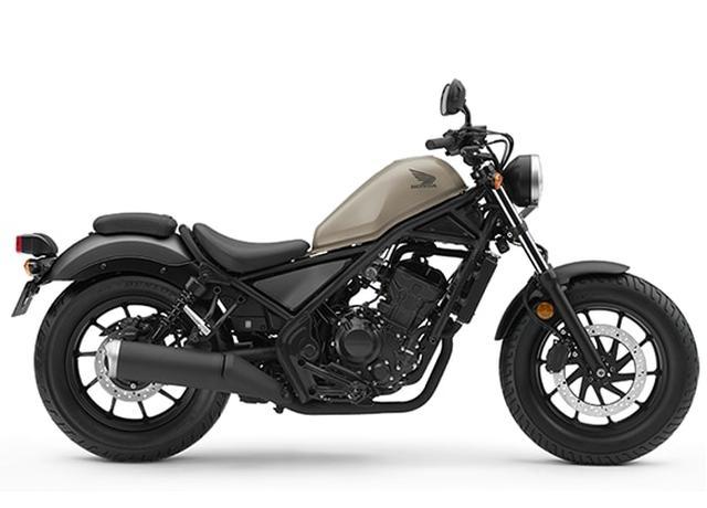 画像2: 大人気機種ホンダ「レブル250」の魅力とは? アメリカンではなく、じつは優しいスポーツバイク!?