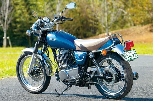 画像1: バイクの楽しさの原点を教えてくれるロードスター