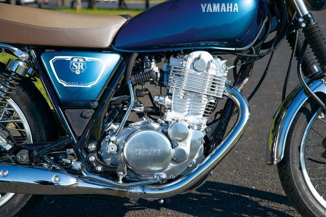 画像2: バイクの楽しさの原点を教えてくれるロードスター