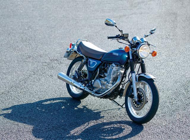 画像4: バイクの楽しさの原点を教えてくれるロードスター