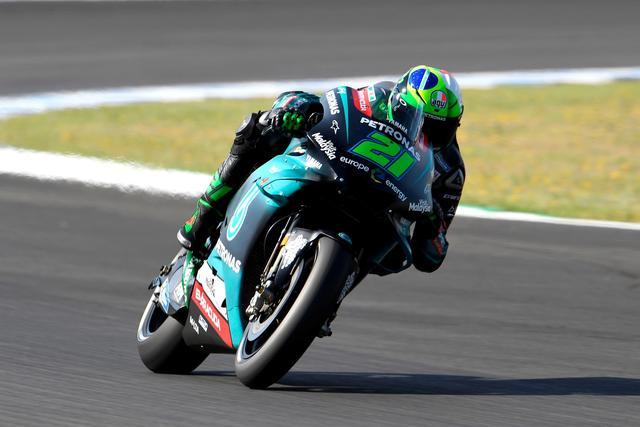 画像: 朝フリーでも4番手タイムをマークしたモルビデリ MotoGP2年目、後輩のクアルタラロには負けらんない