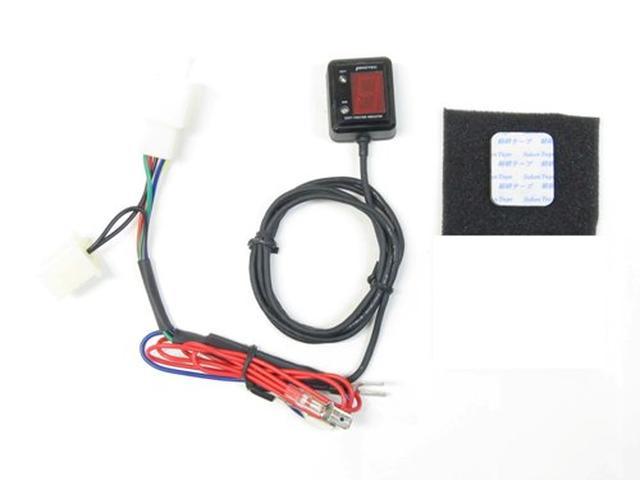 画像: 『'12~スーパーカブ、クロスカブ、カブプロ専用シフトセンサー感応式シフトインジケーター発売です』