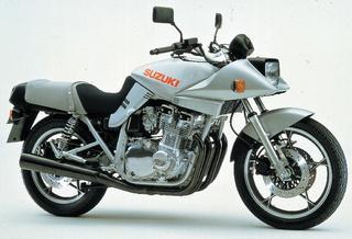 GSX750S 1982年