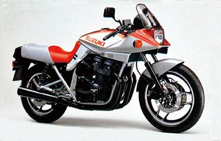 Images : GSX1100S カタナ 1983年