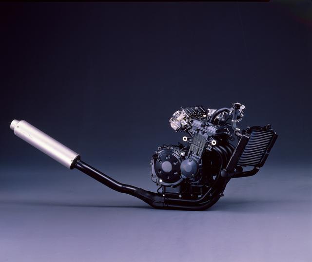 画像1: レプリカブームだから実現できた過激な250cc4気筒スーパースポーツ