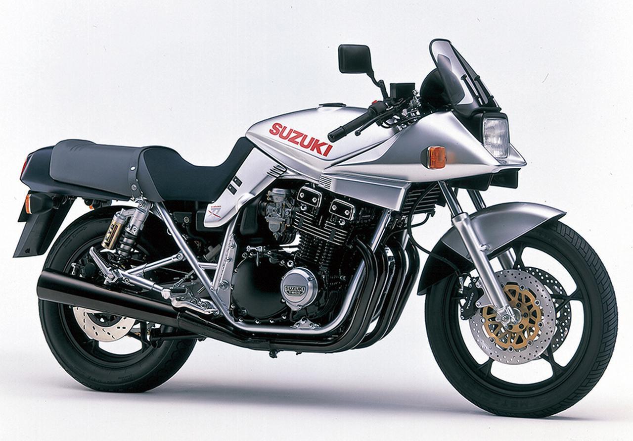 Images : 10番目の画像 - 「衝撃のデビューからはや35年今なお古さを感じさせない魅力的スタイル『SUZUKI GSX1100S』#RIDE」のアルバム - webオートバイ