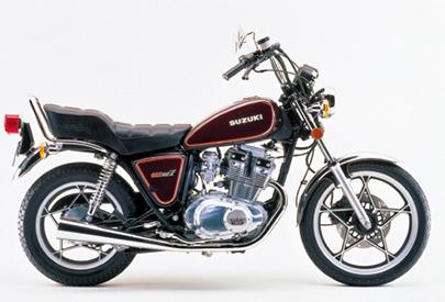 Images : GSX400L 1980年3月