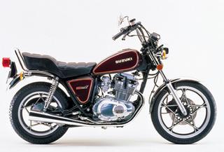 GSX400L 1980年3月