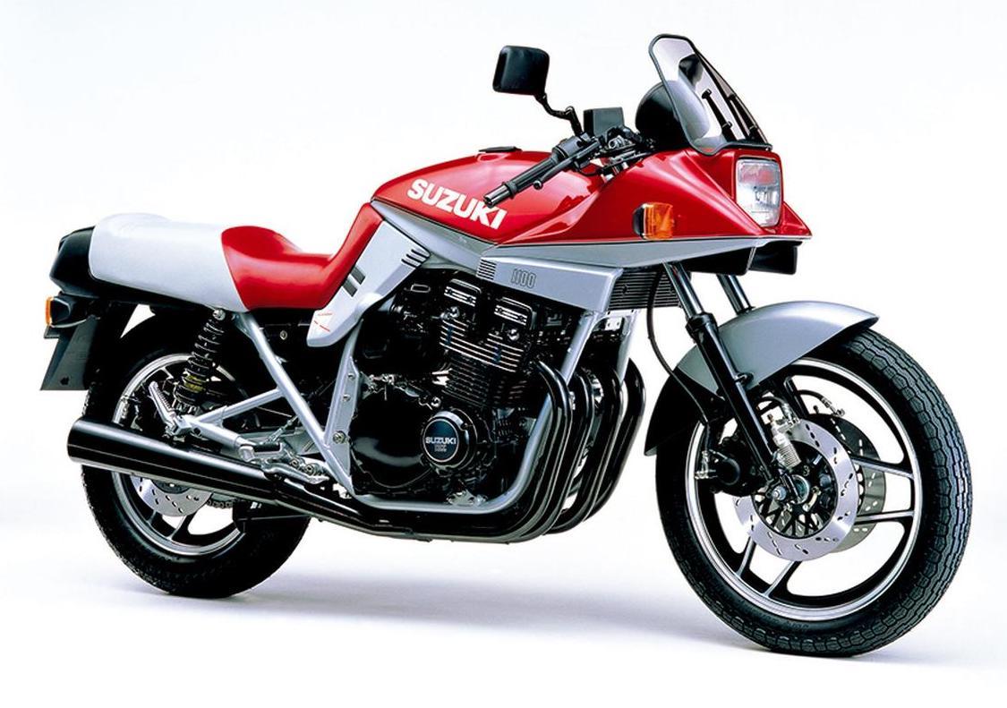 Images : GSX1100S カタナ 1984年