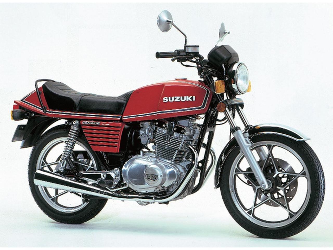 Images : GSX400E 1980年1月