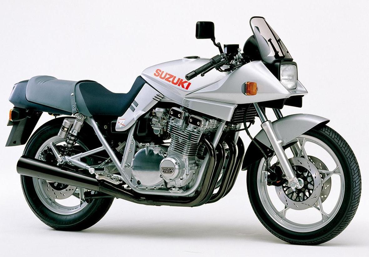 Images : GSX1100S カタナ 1994年