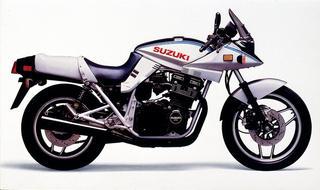 GSX1100S カタナ 1990年