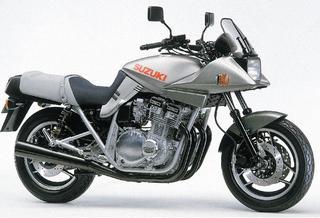 GSX750S 1983年