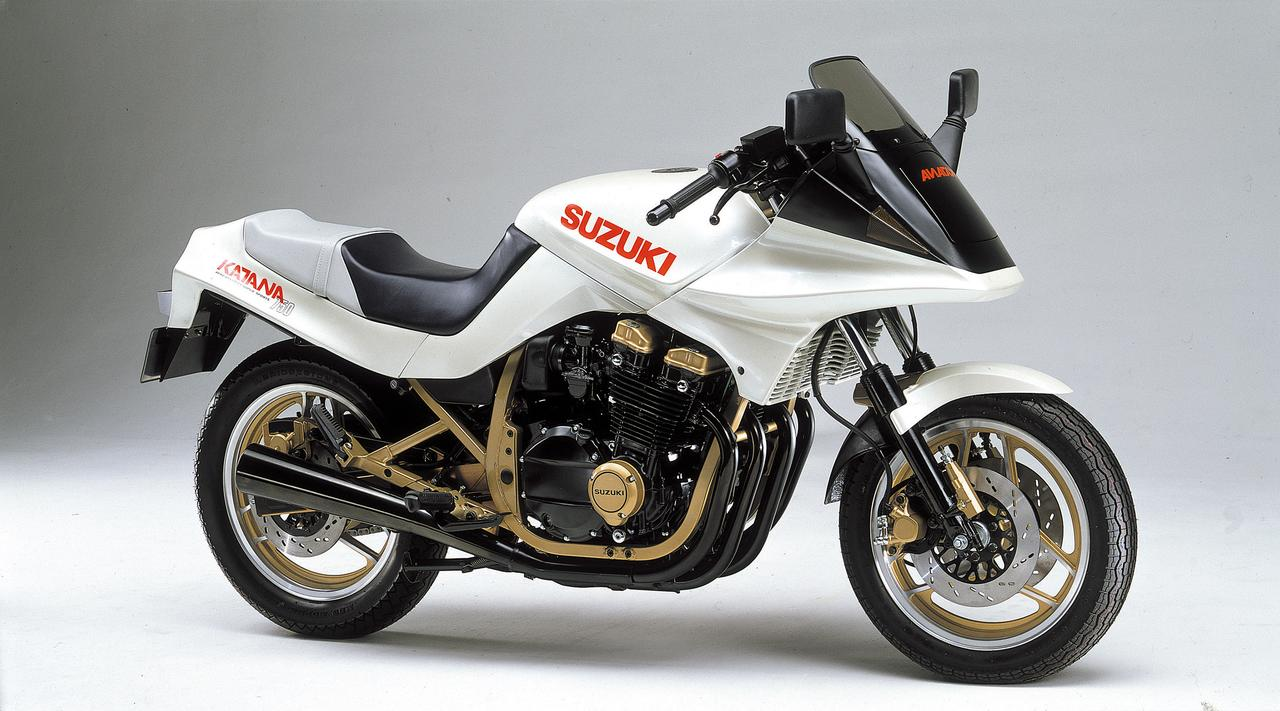 Images : GSX750S 1984年