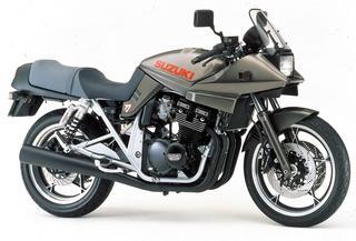 GSX400Sカタナ 1992年