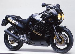 GSX-R250 1987年3月