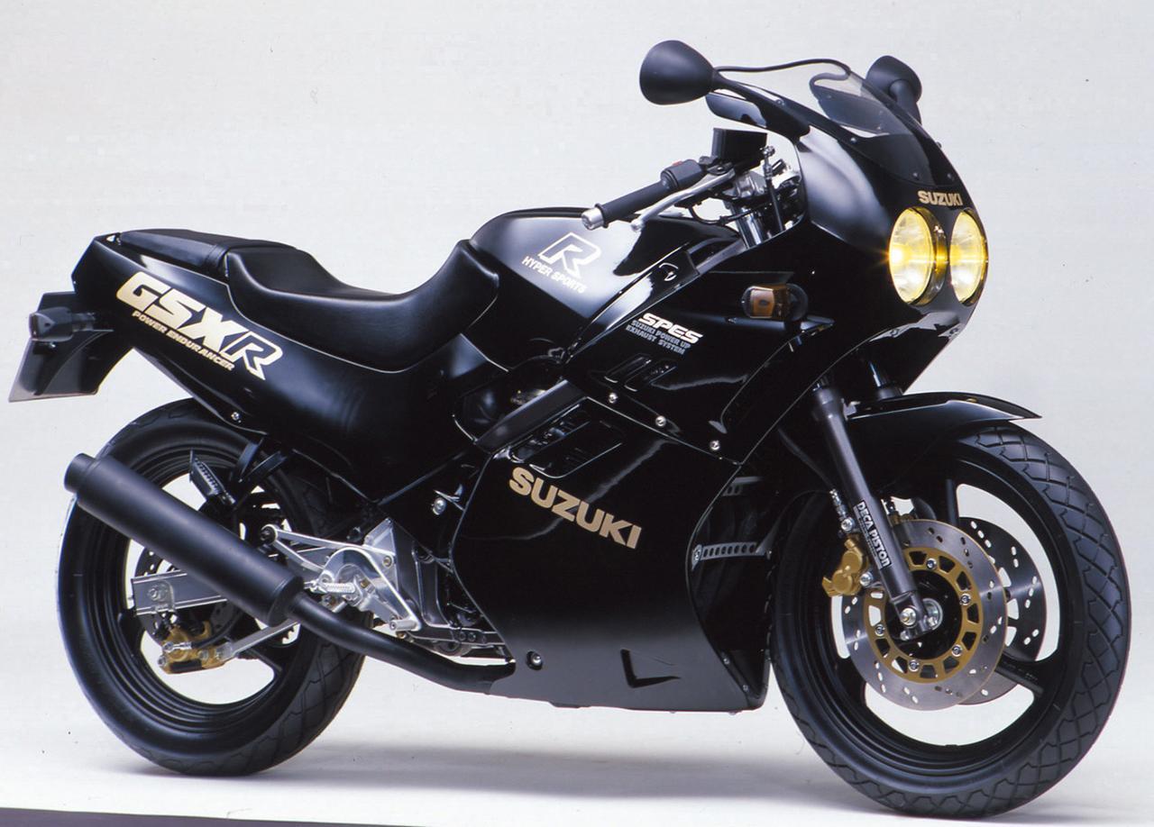 Images : GSX-R250 1987年3月