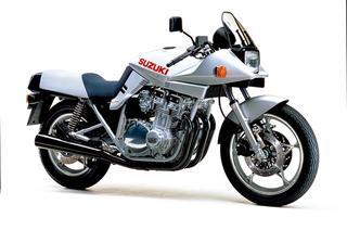 GSX1100Sカタナ 1981年