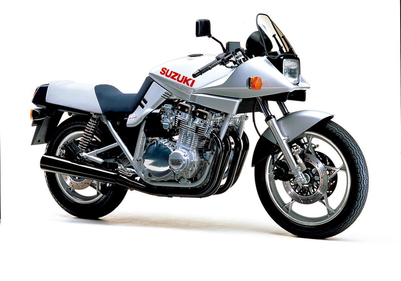 Images : GSX1100Sカタナ 1981年
