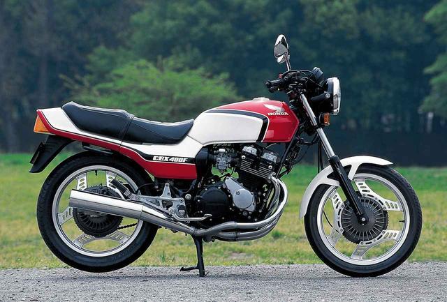 画像: <ヨンヒャク今昔物語>Honda CBX400F(1981年) - webオートバイ