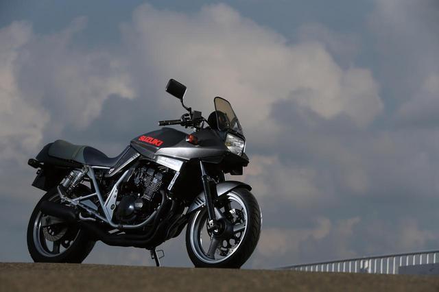 画像: SUZUKI GSX250S KATANA(1991年) - webオートバイ