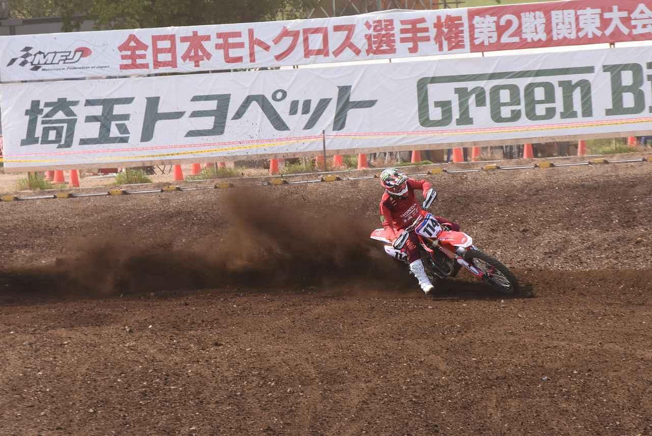 画像: ハイスピードコーナーの豪快な開けっぷりが成田の魅力!