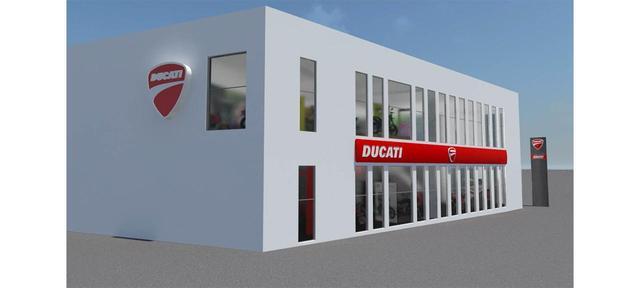画像: 【開店情報】ドゥカティ千葉セントラルが5月18日オープン