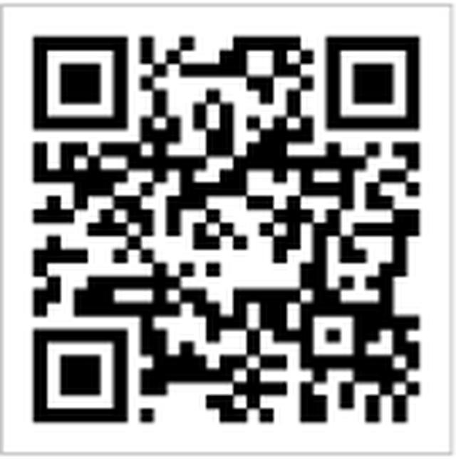 画像: スマートフォンでご応募の方は、左のバーコードを読みとってアクセスしてください。