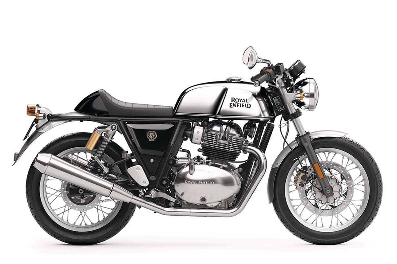 Images : 16番目の画像 - 「伝統のブランド「ロイヤルエンフィールド」って知ってる? 『ROYAL ENFIELD CONTINENTAL GT650』(2019年)#試乗インプレッション」のアルバム - webオートバイ