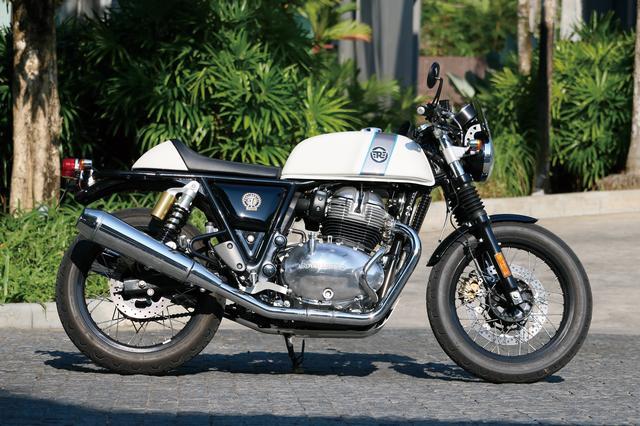 画像2: バイクの原点を思わせるスポーティな親近感
