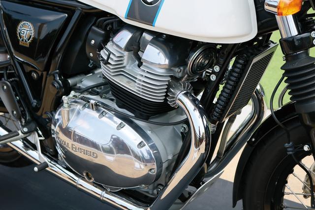 画像3: バイクの原点を思わせるスポーティな親近感