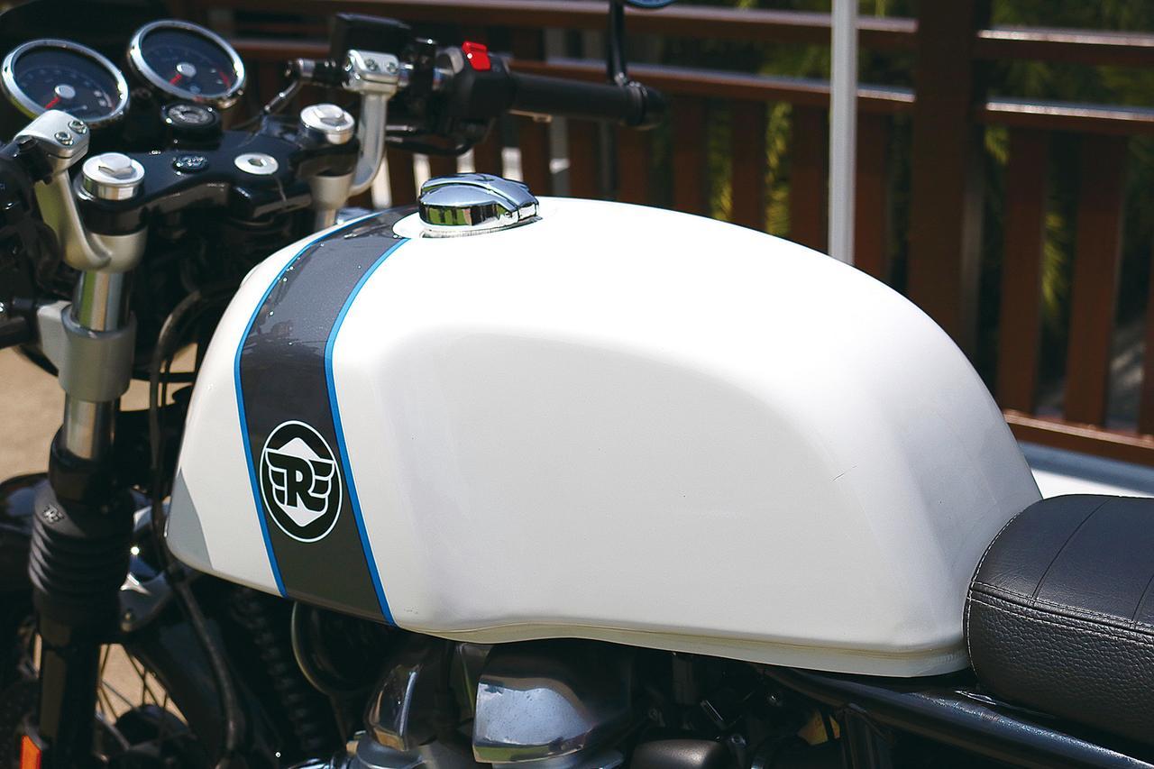 Images : 7番目の画像 - 「伝統のブランド「ロイヤルエンフィールド」って知ってる? 『ROYAL ENFIELD CONTINENTAL GT650』(2019年)#試乗インプレッション」のアルバム - webオートバイ