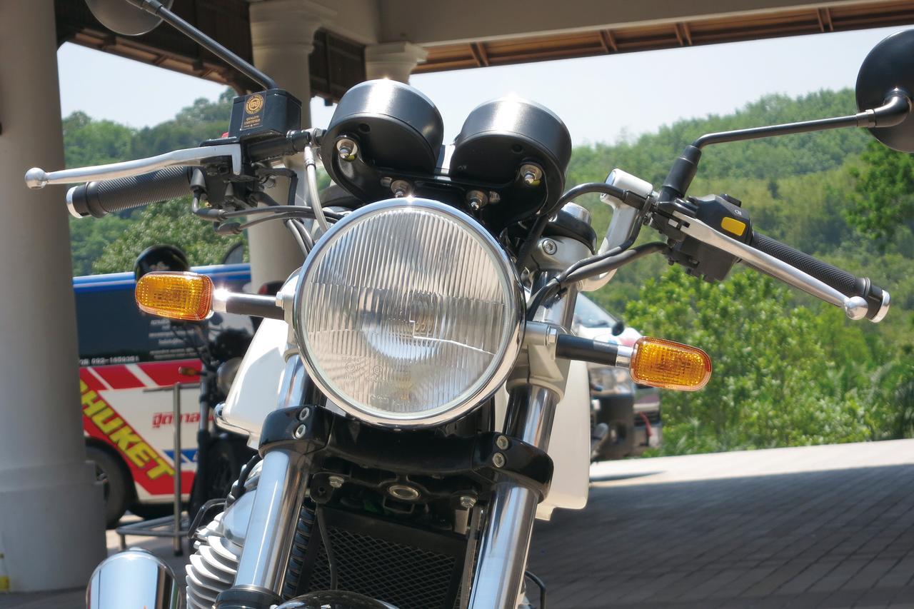 Images : 15番目の画像 - 「伝統のブランド「ロイヤルエンフィールド」って知ってる? 『ROYAL ENFIELD CONTINENTAL GT650』(2019年)#試乗インプレッション」のアルバム - webオートバイ