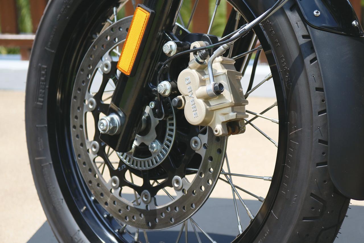 Images : 13番目の画像 - 「伝統のブランド「ロイヤルエンフィールド」って知ってる? 『ROYAL ENFIELD CONTINENTAL GT650』(2019年)#試乗インプレッション」のアルバム - webオートバイ