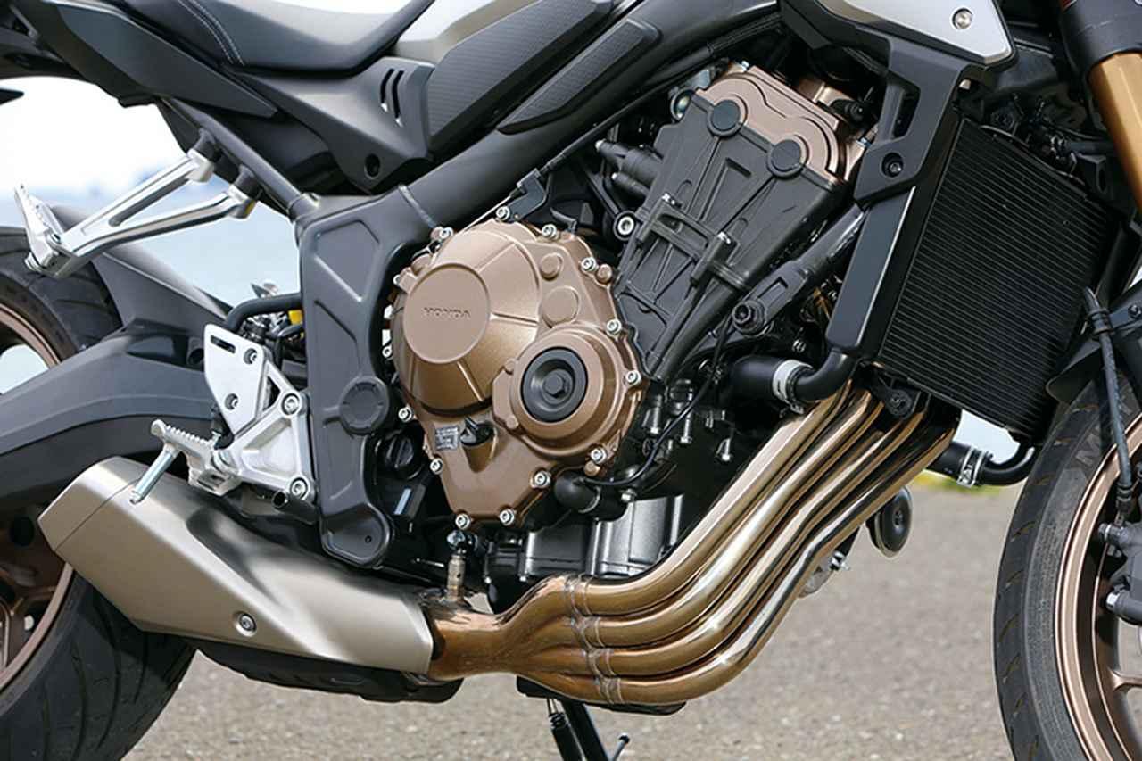 Images : 11番目の画像 - ホンダ「CB650R」 - webオートバイ