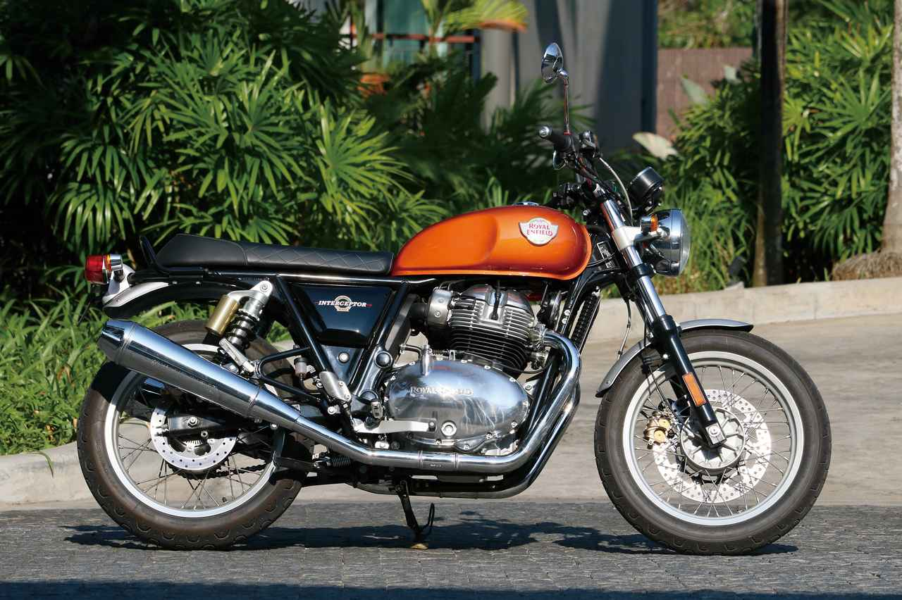 Images : 4番目の画像 - 「普遍的な魅力を備えた全時代的スタンダート『ROYAL ENFIELD INT650』(2019年)」のアルバム - LAWRENCE - Motorcycle x Cars + α = Your Life.