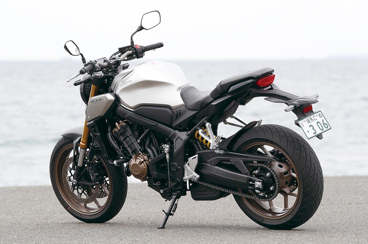 Images : 1番目の画像 - ホンダ「CB650R」 - webオートバイ