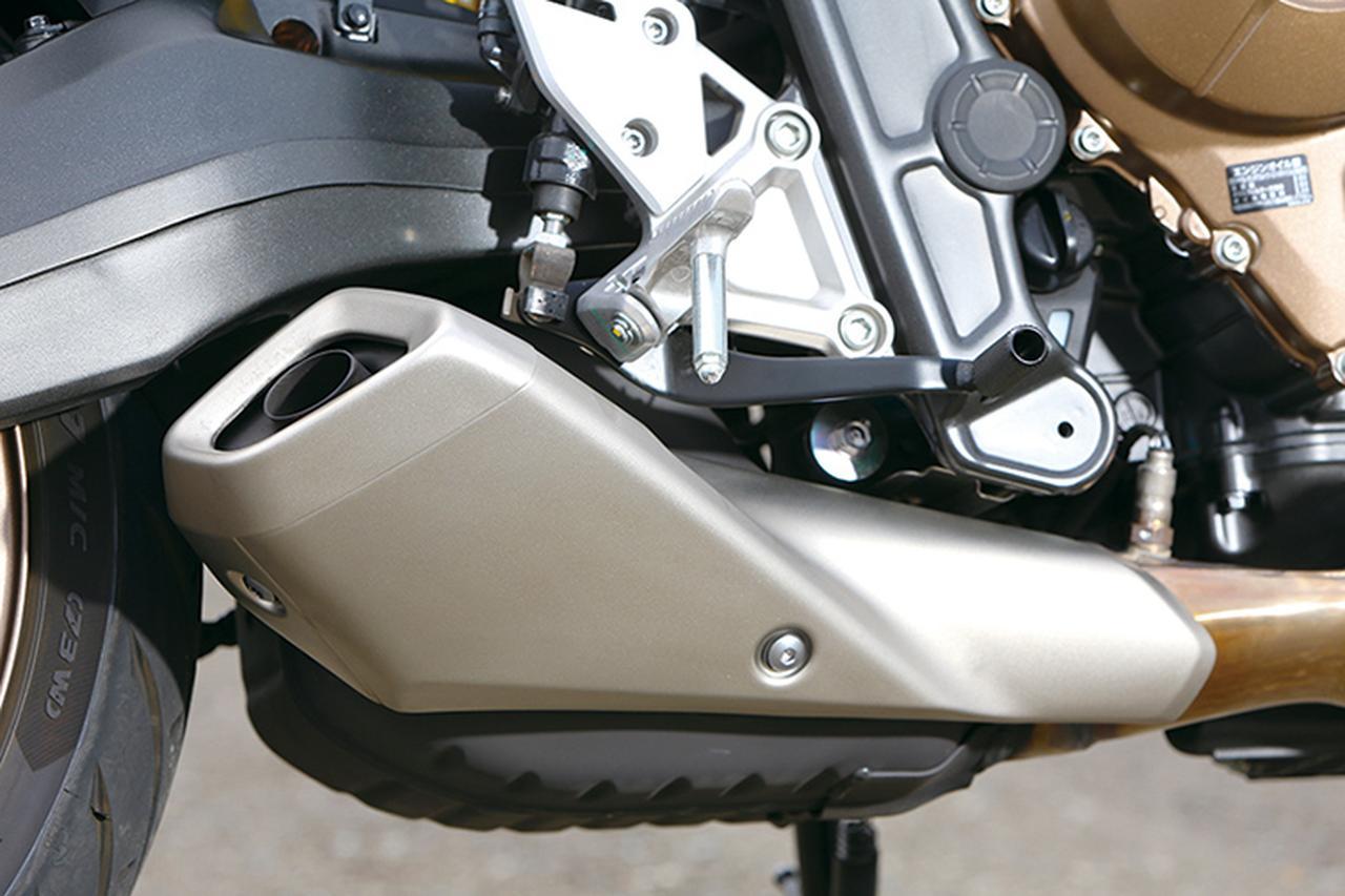 Images : 10番目の画像 - ホンダ「CB650R」 - webオートバイ