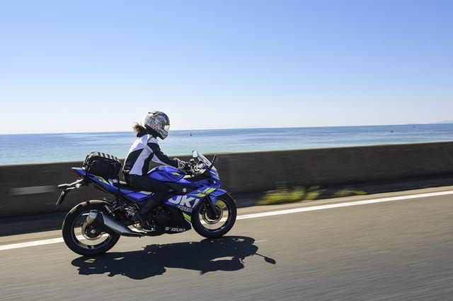 画像1: 神奈川県の西湘バイパスから箱根へ。海から一気に山景色に!